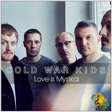 lyrics on my wall cold war kids love is mystical