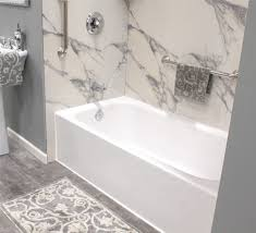 Bathtub Refinishing Twin Cities by Beautiful Shower And Bathtub Surrounds U2014 Derektime Design