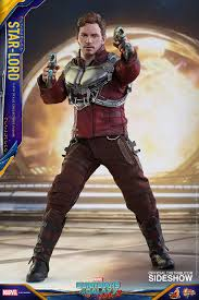 HOT TOYS Guardians Of The Galaxy Vol 2 Star Lord MMS 1 6 Scale