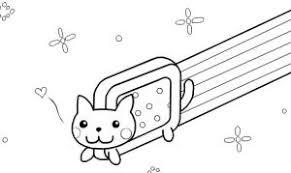 Nyan Cat Template By KIxFE 4eva