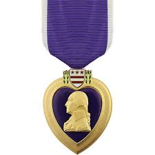 Military Awards And Decorations Records by Amazon Com Purple Heart Medal Full Size Sports Award Medals