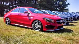 Mercedes-Benz Dives Head First Into Uncharted Waters: 2014 CLA250 ...