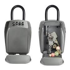 coffre à clés sécurisé à anse select access masterlock castorama