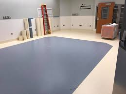 Nora Rubber Flooring In An OR Room Done The Dryfix Method So Theres No