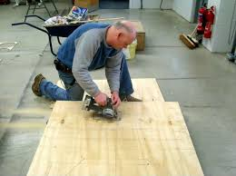 how to make a picnic table out of 1 sheet of plywood friendly
