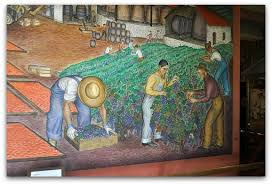 Coit Tower Murals Diego Rivera by Two Day Itinerary For San Francisco