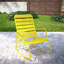 20 Outdoor Rocking Chairs To Peruse - Decorpion