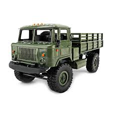 B-24 4WD 1:16 2.4Ghz Military RC Truck – Remote Controlled Toys ...