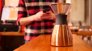 Insulated PourOver Coffee Maker A Fusion Of Classic Style And Modern Technology That Creates The Best Tasting Can