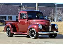 1940 Ford Pickup For Sale | ClassicCars.com | CC-1061227 Rm Sothebys 1940 Ford Ton Pickup The Dingman Collection One Owner Barn Find 12 Allsteel Chopped Original Restored 1941 In Scotts Valley Ca United States For Sale On Old Forge Motorcars Inc Of George Poteet By Fastlane Rod Shop Acurazine An Illustrated History The Truck Sale Classiccarscom Cc1105439 For Sold Youtube Wikipedia 351940 Car 351941 Archives Total Cost Involved