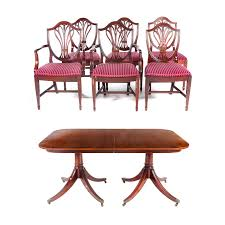 Georgian Style Inlaid Mahogany Dining Table | Alex Cooper - Fine Art Antiques From Georgian Antiquescouk Lovely Old Round Antique Circa 1820 Georgian Tilt Top Tripod Ding Table Large Ding Room Chairs House Craft Design Table 6 Chairs 2 Carvers In High Wycombe Buckinghamshire Gumtree Neo Style English Estate Dk Decor Modern The Monaco Formal Set Ding Room Fniture Fine Orge Iii Cuban Mahogany 2pedestal C1800 M 4 Scottish 592298 Sellingantiquescouk The Regency Era Jane Austens World Pair Of Antique Pair Georgian Antique Tables Collection Reproductions