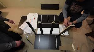 Ikea Hemnes Dresser 6 Drawer Instructions by Tutorial Ikea Furniture Assembly Kullen Youtube