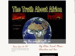 ① The Truth About Africa 2 Dvds lab