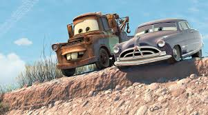 100 Tow Truck From Cars Mater Characters Disney