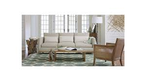 Crate And Barrel 2 Floor Lamps by Driftwood Round Side Table Crate And Barrel