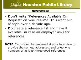 Free Federal Resume Sample We Reference Mail Format Cover Letter Samples References Available Upon Request