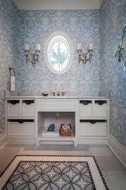 b and w tile house traditional bathroom