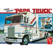 AMT 1/25 Tyrone Malone Kenworth Transporter Papa Truck ... Bigfoot Amt Ertl Monster Truck Model Kits Youtube New Hampshire Dot Ford Lnt 8000 Dump Scale Auto Mack Cruiseliner Semi Tractor Cab 125 1062 Plastic Model Truck Older Models Us Mail C900 And Trailer 31819 Tyrone Malone Kenworth Transporter Papa Builder Com Tuff Custom Pickup Photo Trucks Photo 7 Album Ertl Snap Fast Big Foot Monster 1993 8744 Kit 221 Best Cars Images On Pinterest