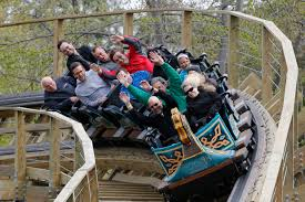 National Roller Coaster Day Experience two roller coasters at
