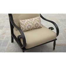 Patio Furniture Replacement Slings Houston by Better Homes And Gardens Englewood Heights Ii Aluminum 4 Piece