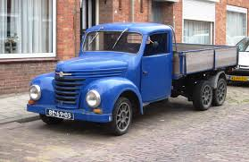 100 16 Truck Wheels FileBarkas D500 Light Truck Registered November 1958 With Non