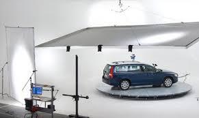 Car Studio Photography Set Ups