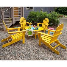 Polywood Folding Adirondack Chairs by 118 Best Polywood Outdoor Furniture Images On Pinterest Outdoor