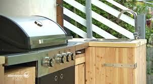 diy outdoor küche kann das klappen