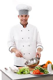 cooking chef cuisine cooking chef stock image image of gourmet cook lifestyle 12619869