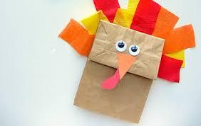 7 Turkey Art Tissue Paper