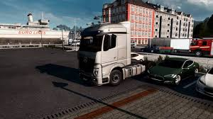 Euro Truck Simulator 2 [Promod] - Extreme Parking, Tesla Model S ... American Truck Simulator Heavy Cargo Pack Pc Game Key Keenshop Buy Euro 2 Scandinavia Steam Kenworth W900 Tractor Trailerssemi Trucks18 Wheelers Ar12gaming On Twitter Recently Nick88s Jumped Into And Csspromotion Rocket League Official Site Multiplayer Looks Like Hilarious Fun How May Be The Most Realistic Vr Driving Review This Is The Best Simulator Ever Community Semi Drawings P389jpg Macgamestorecom