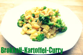 brokkoli kartoffel curry mit roten linsen schöner tag noch