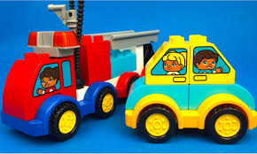 Lego Duplo My First Cars And Trucks Toys For Kids - Mini Mighty ... Kids Fire Truck Ride On Pretend To Play Toy 4 Wheels Plastic Wooden Monster Pickup Toys For Boys Sandi Pointe Virtual Library Of Collections Wyatts Custom Farm Trailers Fire Truck Fit Full Fun 55 Mph Mongoose Remote Control Fast Motor Rc Antique Buddy L Junior Trucks For Sale Rock Dirts Top Cstruction 2015 Dirt Blog Car Transporter Girls Tg664 Cool With 12 Learn Shapes The Trucks While