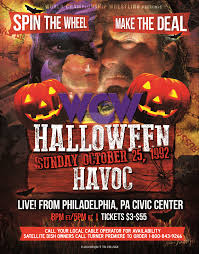Halloween Havoc 1998 by This Day In Wcw History Wcw Halloween Havoc 1998 Took Place In