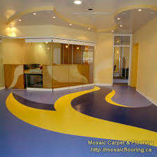 The World Of Commercial Sheet Vinyl Is Complex And Diverse Mosaic Carpet Flooring Able To Offer You Homogeneous With Without Polyurethane