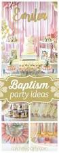 Baptism Decoration Ideas For Twins by Best 25 Baptism Themes Ideas On Pinterest Baptism Party