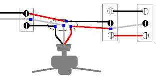 Hunter Ceiling Fan Wiring Schematic by Wiring Facts Ceiling Fans Wiring