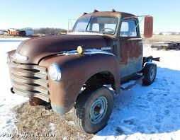 100 1947 Chevrolet Truck Loadmaster Pickup Truck Cab And Chassis Ite