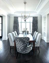 Padded Dining Room Chairs Chair Fabric Ideas Grey For Well