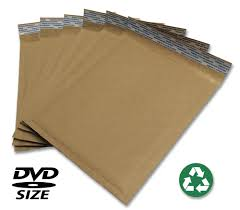 Decorative Air Bubble Mailers by Size 0 6 5