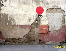 Creative Street Art Ideas Oakoak 17