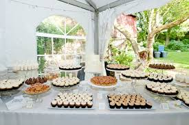 3 Awesome Outdoor Wedding Dessert Table Ideas 18