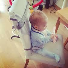chaise bébé nomade chaise nomade pour bébé de petit citron de petit citron
