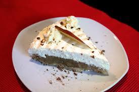 spekulatius apfel torte mit verpoorten original eierlikör