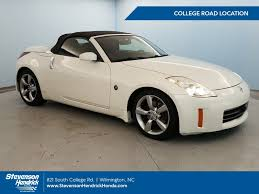Used 2007 Nissan 350Z For Sale | Wilmington NC New 2018 Fiat 500x For Sale Near Jacksonville Nc Wilmington Buy Your Car Here Jeff Gordon Chevrolet 2014 Gmc Sierra 1500 Sle Area Mercedesbenz Dealer Testing Out A Colorado Zr2 With Gearon Accsories Leonard Storage Buildings Sheds And Truck Service Department Triplet Centers North Carolina Used 2017 Ford Super Duty F250 Srw For Sale 2016 Silverado Ltz Florence 35 Dead Floods Cut Off Food 2007 3500 12 Flatbed At Fleet Lease