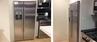 electrolux vs ge profile counter depth refrigerators reviews