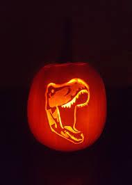 T Rex Dinosaur Pumpkin Stencil by Jurassic Park Pumpkin Carving Ideas Halloween Radio Site