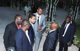 chambre des deputes enex jean charles nommé comme premier ministre intérimaire d haïti