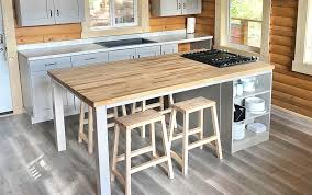 Kitchen Island With Cooktop And Seating Gathering Kitchen Island White