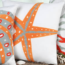 Fiesta Key Coastal Decorative Pillows
